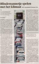 NRC Handelsblad 29 oktober 2014